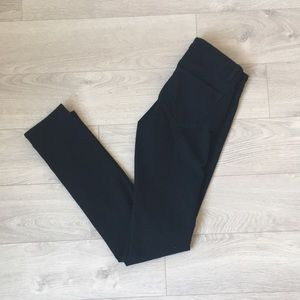 J Brand black pencil leg jeans